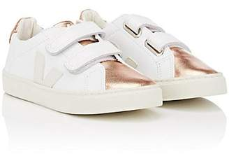 Veja Kids' Esplar Leather Sneakers
