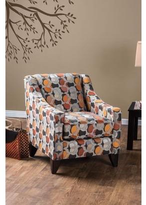 Furniture of America Engel Pattern Arm Chair, Multiple Colors