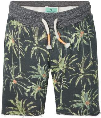 Scotch & Soda Printed Sweat Shorts
