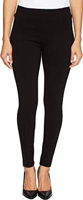 Liverpool Jeans Company Women's Petite Reese Pull on Ankle Legging in Light Weight Ponte Knit