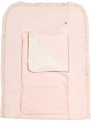 Tartine et Chocolat Embroidered Mat With Terrycloth Towel
