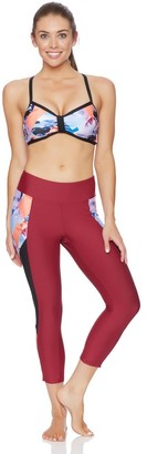 NEXT Palm Pop Nalu Crop Legging $74 thestylecure.com