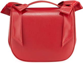 Simone Rocha Leather Bow Crossbody Bag