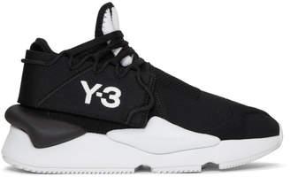 1a0528a6a6a11 Y-3 Black Women s Shoes - ShopStyle