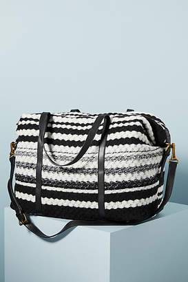 Anthropologie Jet Set Weekender Bag