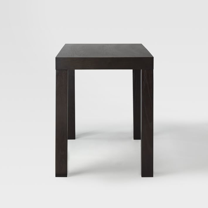 west elm Parsons Desk - Chocolate