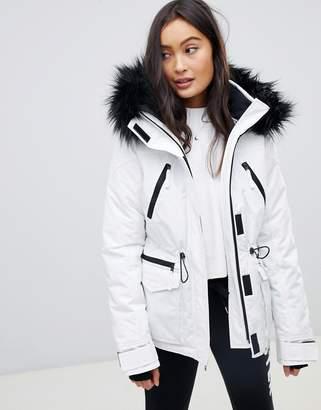Hollister ski jacket