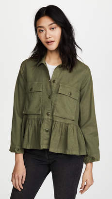 The Great The Flutter Army Jacket