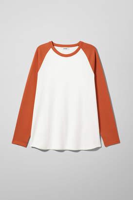 Weekday Rupert Long Sleeve - Orange