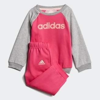 adidas (アディダス) - I リニアロゴ クルーネックスウェット上下セット [裏起毛]