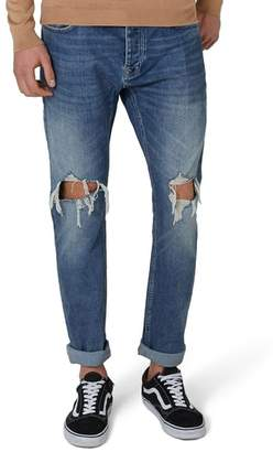 Topman Polly Ripped Jeans