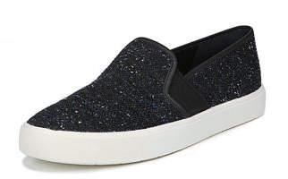 Vince Blair-5 Tweed Slip-On Skate Sneakers