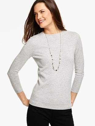 Talbots Cashmere Audrey Sweater - Sparkle