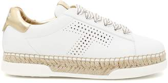 Tod's Sneakers With Perforated T