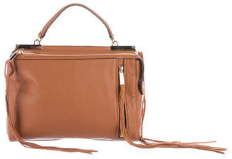 Rebecca MinkoffRebecca Minkoff Textured Leather Satchel