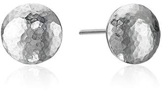 Gurhan Lentil Mini Small Button Stud Earrings