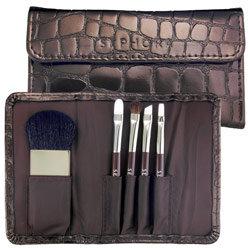 Sephora Brand Croc Pocket Brush Set