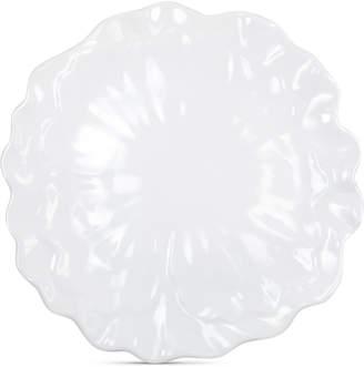 "Q Squared Peony 16"" Melamine Serving Platter"