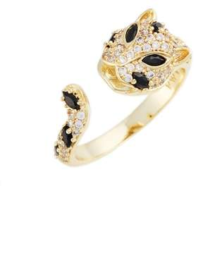 Melinda Maria Baby Jaguar Ring