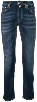 Jacob Cohen distressed slim jeans