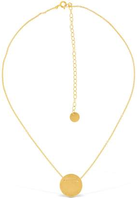 Disk Necklace