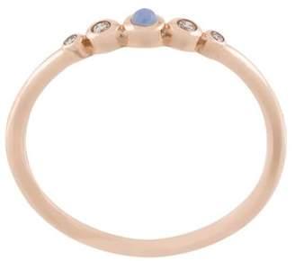Astley Clarke Icon Nova Opal ring