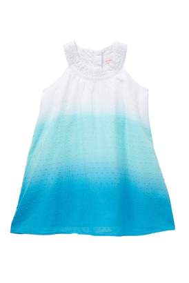 Design History Dip Dye Dress (Toddlers & Little Girls)