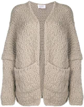 Snobby Sheep oversized knitted cardigan