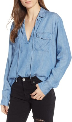 Rails Selena Chambray Shirt