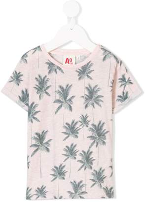 American Outfitters Kids palm tree print T-shirt
