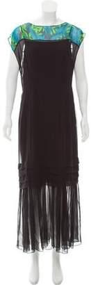 Jonathan Saunders Derring Silk Dress w/ Tags