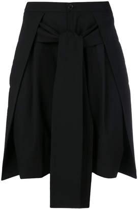 Henrik Vibskov tie-front shorts