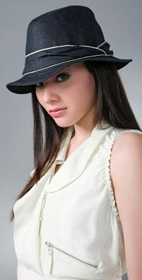 Eugenia Kim Ronson Porkpie Hat