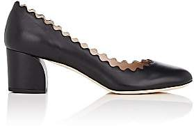 Chloé Women's Lauren Leather Pumps - Black
