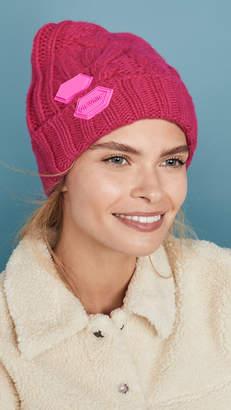 Off-White Knit Pop Color Hat