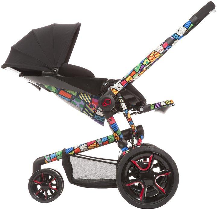 Quinny Moodd Stroller - Black