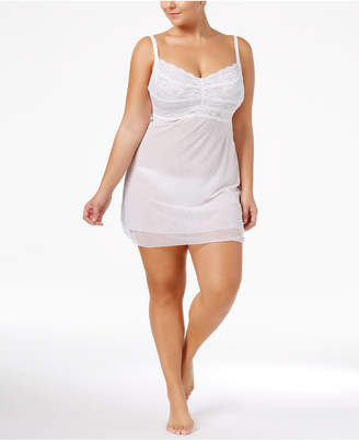 Cosabella (コサベラ) - Cosabella Plus Size Never Say Never Babydoll NEVER2611P, Online Only