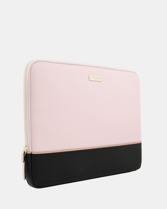"Kate Spade Color-Block Sleeve with Metallic Detailing for 13"" MacBook"