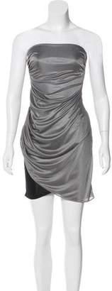 Mark & James by Badgley Mischka by Badgley Mischka Ruched Strapless Dress