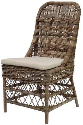 Ctr Imports Remy Rattan Dining Chair