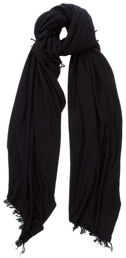 Rick Owens Blanket scarf