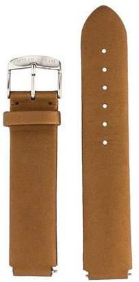 Philip Stein Teslar 18mm Brown Satin Strap