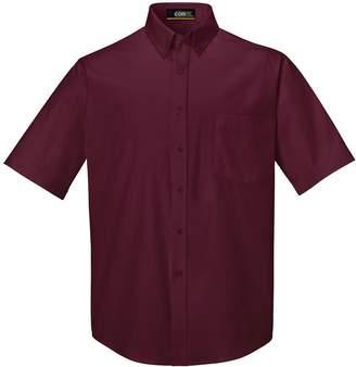 Ash City - Core 365 Men's Optimum Short-Sleeve Twill Shirt 2XL 060