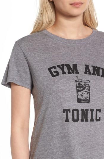 Women's Sub_Urban Riot Gym & Tonic Graphic Tee 2