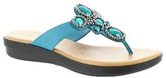 Easy Street Shoes Women's Begem Flat Sandal