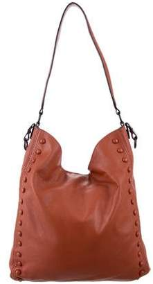 Loeffler Randall Studded Leather Hobo