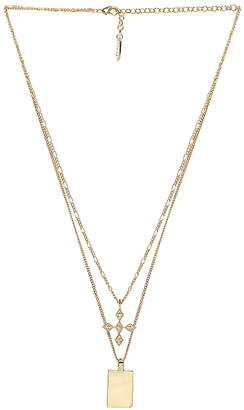 Luv Aj The Diamond Kite Dog Tag Necklace
