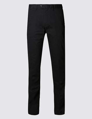 "Marks and Spencer Slim Fit Chinos with Stormwearâ""¢"