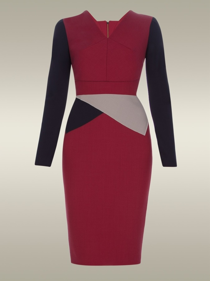 Roland Mouret Navona dress