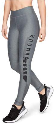 Under Armour HeatGear® Logo Leggings